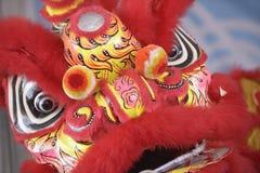 Lion Dancer foto de stock royalty free