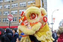 Lion Dancer Imagen de archivo