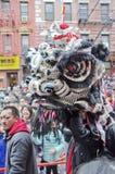 Lion Dancer Stock Photo