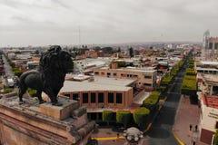 Lion de gardien photo libre de droits