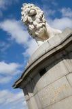 Lion du sud Londres de côté Images libres de droits