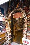 Lion Francja - wejście księgarnia zdjęcie royalty free