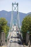 Lion Gates Bridge Royalty Free Stock Image