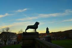 The Lion of Goslar Stock Photo