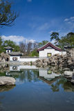 Lion Grove. Lione Grove of Chengde Imperial Summer Resort stock photos
