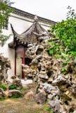 The Lion Grove Garden, a UNESCO heritage site in China. The Lion Grove Garden, a UNESCO heritage site in Suzhou, China stock photo