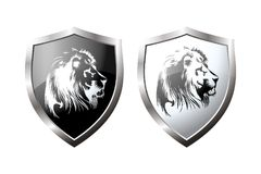 Lion Head Image libre de droits