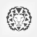 Lion Head Imagen de archivo libre de regalías