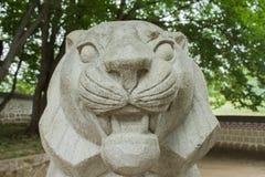 Lion Head Foto de archivo