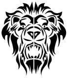 Lion Head libre illustration