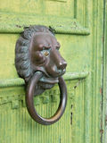 Lion head door knocker (7) Royalty Free Stock Photos