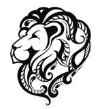 Lion Head Icon Stock Photos