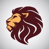 Lion Head Vector Logo Photo stock