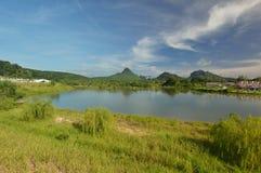 Lion Hill Sungai Siput lizenzfreie stockbilder