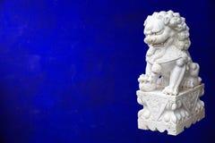 Lion impérial chinois photographie stock libre de droits