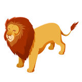Lion isometric icon Stock Photo