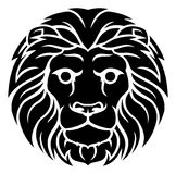 Lion Leo Zodiac Astrology Sign Images stock