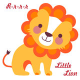 lion little Royaltyfria Foton