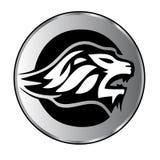 Lion logo Royalty Free Stock Image