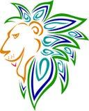 Lion Logo Ilustração Royalty Free
