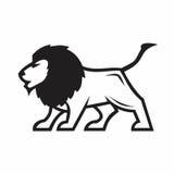 Lion logo Royalty Free Stock Photo
