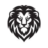 Lion Logo Classic Vector Photos libres de droits