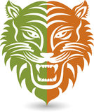 Lion logo Stock Image