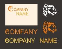 Lion logo Stock Photos