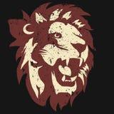 Lion logo. vector Royalty Free Stock Photo