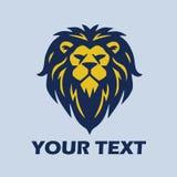 Lion Logo Vetora ilustração do vetor