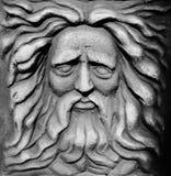Lion man statue  Royalty Free Stock Image