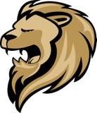 Lion Mascot Royalty Free Stock Image