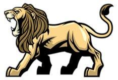 Lion Mascot illustration libre de droits