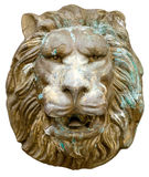 Lion mask. Royalty Free Stock Images