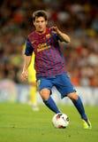 Lion Messi de FC Barcelone