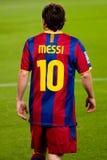 Lion Messi (FC Barcelone) Photographie stock libre de droits