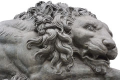 Lion Monument Photographie stock libre de droits