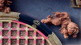 Lion Ornament Fotografía de archivo