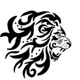 Lion Pattern Libre Illustration