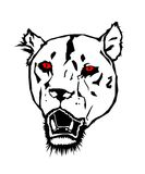 Lion head Logo Stock Photo