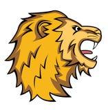 Lion Roar illustration de vecteur
