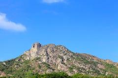 Lion Rock berg fotografering för bildbyråer