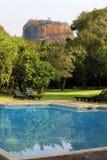 'Lion Rock' Sigiriya Stock Photography