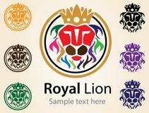 lion royal Image libre de droits