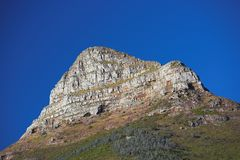 Lion's Head - Cape Town Stock Photography