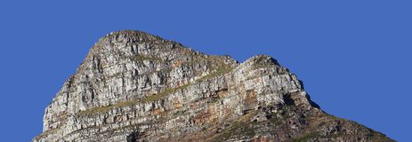 Lion's Head - South Africa Stock Images