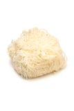 Lion's Mane Mushroom-Hericium erinaceum Stock Photo