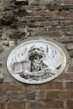 Lion of Saint Mark, symbol of Venice Royalty Free Stock Image