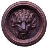 Lion Sculpture Foto de archivo