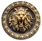 Lion Sculpture Imágenes de archivo libres de regalías